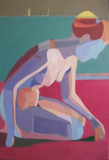копия с картины художника Ларса Тугезе