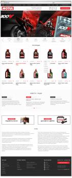 Интернет-магазин продукции Motul