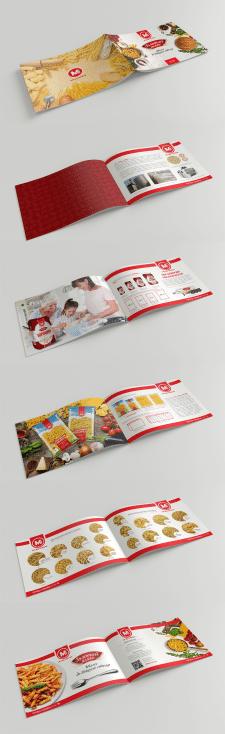 Дизайн каталога Орташ Украина