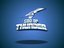 "Логотип ""God Thunder"""
