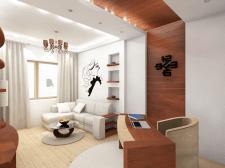 проект,комната 1