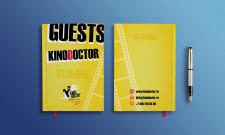 Обложка для книги отзывов