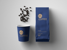 logo just coffee