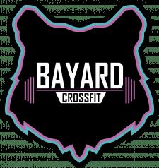 Логотип нашивки для кроссфит зала Bayard