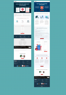 Редизайн сторінки вебсайту на Wordpress