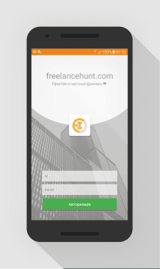 Freelancehunt profile