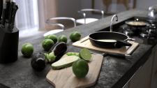 Визуализация кухонной области