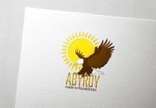 "Логотип компании по производству часов ""ABYROY"""