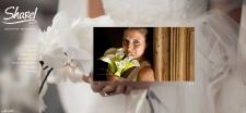 """Сайт-визитка """"Sharel fleurs"""""""
