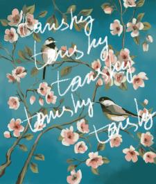птицы синицы иллюстрации картины по номерам