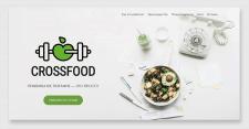Crossfood landing page