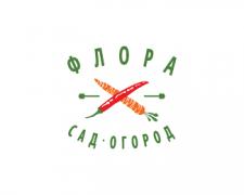 logo Флора