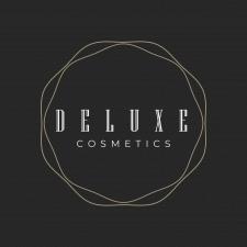 """Логотип для компании """"Deluxe cosmetics"""""""