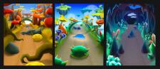 Эскизы ландшафтов для игры