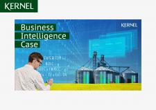 дизайн для агрохолдинга Kernel