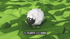 Lowpoly Sheep