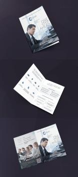 Буклет для Каразинской школы бизнеса