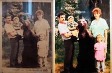 Колоризация реставрация старого фото