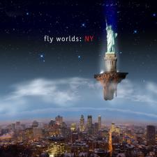 Fly worlds: NY