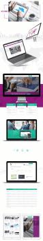 Разработка сайта для швейцарской компании iCcube