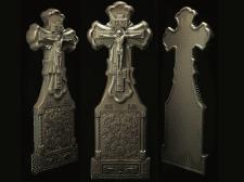 Модель креста