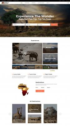World of Safaris