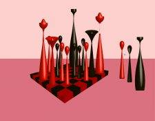 шахи илюстрация