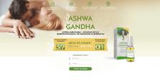Landing Page AshwaGandha