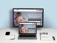 Сайт для дилера косметике в Украине