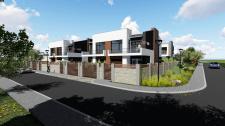 Проект блокованих будинків 10/2016