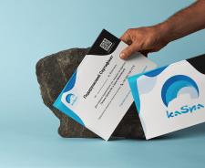 Дизайн сертификата для Флоатинга