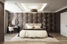 Дизайн спальни. Квартира в г. Киев