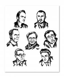 Портреты режиссеров