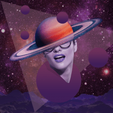 Collage cosmos