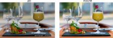 обработка фото блюд и напитков