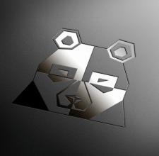 Логотип Панда