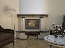 Моделирование и визуализация каминного портала