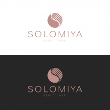 Логотип Solomiya