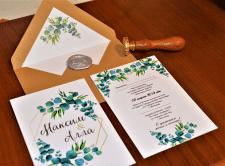 Приглашение на свадьбу. Свадебные приглашения