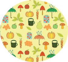 Осенний паттерн