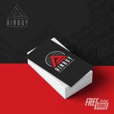 """Логотип для торговой компании """"AinBuy"""""""