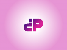 "Логотип типографии ""Gde Print"""