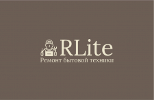 Разработка логотипа для сайта RLite