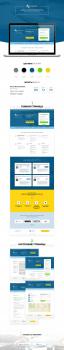 Дизайн сайта Ладара