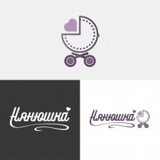 Логотип для компании «Нянюшка»
