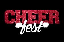 Разработка логотипа для фестиваля черлидинга ООФЧ