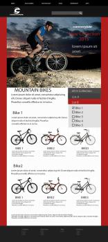 Сайт велосипедов.