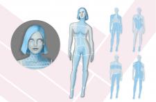 Дизайн персонажа 1