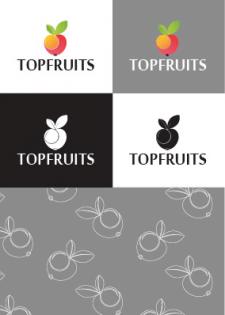Логотип TOPFRUITS