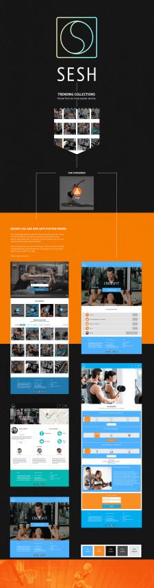 Мобильное приложение по поиску фитнес-тренера